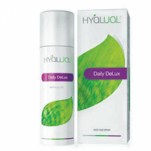 Hyalual Daily DeLux Anti-Aging Hyaluronic Spray 150ml
