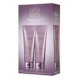Alterna Caviar Moisture Intense Oil Creme Shampoo 458ml  Conditioner 458ml Duo