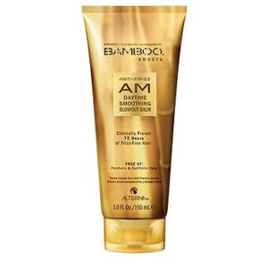 Alterna Bamboo Smooth AM Daytime Smoothing Blow Out Balm 150ml