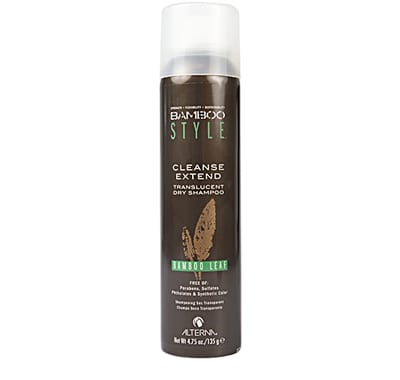 Alterna Bamboo Style Cleanse Extend Translucent Dry Shampoo Bamboo Leaf 150ml