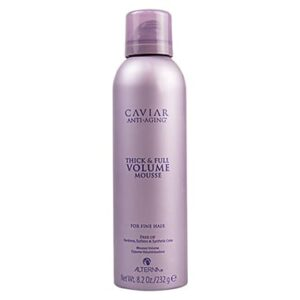 Alterna Caviar Bodybuilding Thick & Full Volume Mousse 232g
