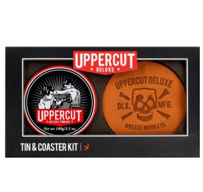 Uppercut Deluxe Tin & Coaster Set
