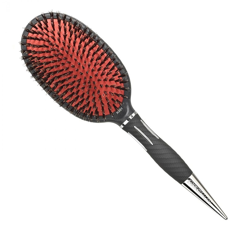 Kent.Salon Cushion Oval Brush