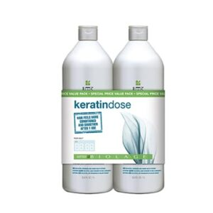 Matrix Biolage Keratindose Shampoo 1000ml & Conditioner 1000ml Duo