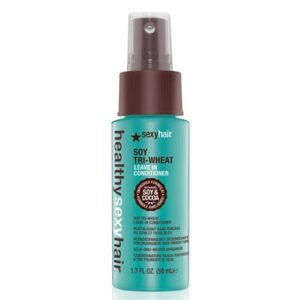 Sexy Hair  Soy Tri-Wheat Leave-In Conditioner Travel 50ml