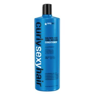 Sexy Hair Curly Sulfate Free Curl Defining Conditioner 1000ml