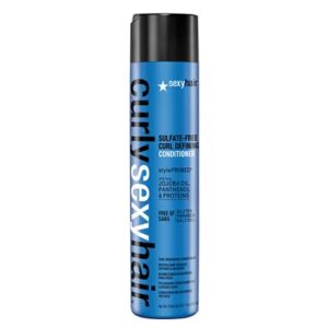 Sexy Hair Curly Sulfate Free Curl Defining Conditioner 300ml
