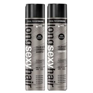 Sexy Hair Long Hair Shampoo 300ml & Conditioner 300ml Duo