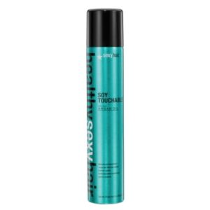 Sexy Hair Soy Touchable Hairspray 300ml