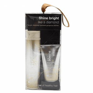 Joico Blonde Life Brightening Shampoo 300ml & Illuminating Mask 150ml Duo