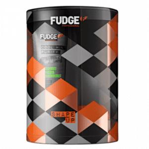 Fudge Shape Up Gift Set Cool Mint Purife Shampoo 300ml & Fudge Hair Shaper 75g