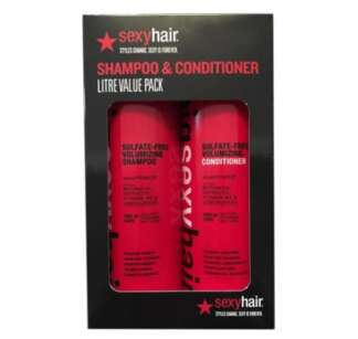 Sexy Hair Big Sexy Hair Shampoo & Conditioner