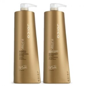 Joico K-Pak Reconstruct Shampoo 1000ml & Conditioner 1000ml Duo
