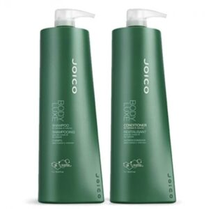 Joico Body Luxe Shampoo 1000ml & Conditioner 1000ml Duo
