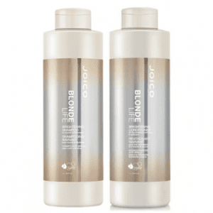 Joico Blonde Life Brightening & Illuminating Shampoo 1000ml & Conditioner 1000ml Duo