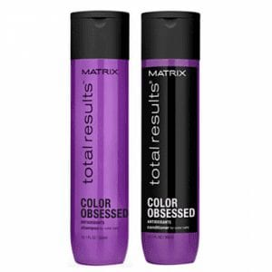 Matrix Total Results Colour Obsessed Shampoo 300ml & Conditioner 300ml Duo