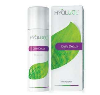 Hyalual Daily DeLux Anti-Aging Hyaluronic Spra