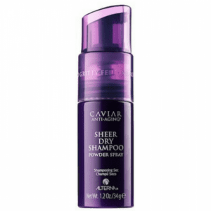ALTERNA CAVIAR ANTI-AGING SHEER POWDER DRY SHAMPOO SPRAY 34g