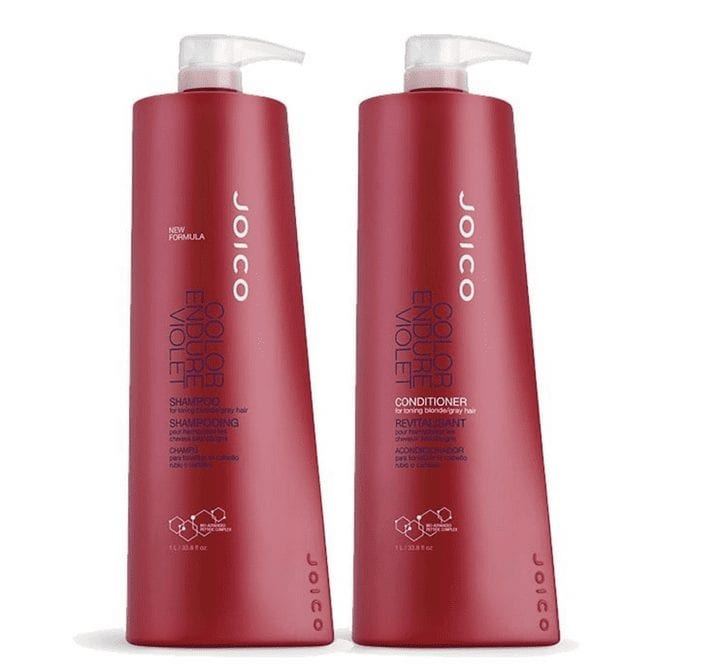 Joico Color Endure Violet Shampoo 1000ml & Conditioner 1000ml Duo