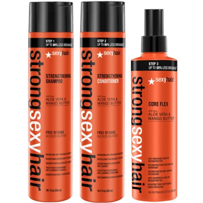 SEXY HAIR STRENGTHENING SET (WORTH £43.85)