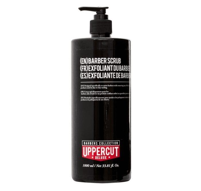 Uppercut Deluxe Barber Scrub 1000ml