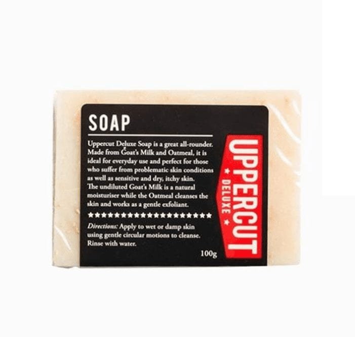 Uppercut Deluxe Mens Soap 100g