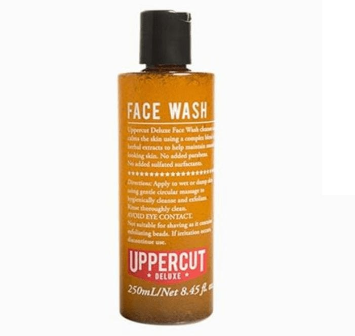 Uppercut Deluxe Mens Face Wash 250ml