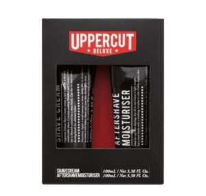 Uppercut Deluxe Duo Kit - Shavecream / M