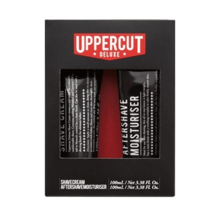 Uppercut Deluxe Duo Kit - Shavecream / M