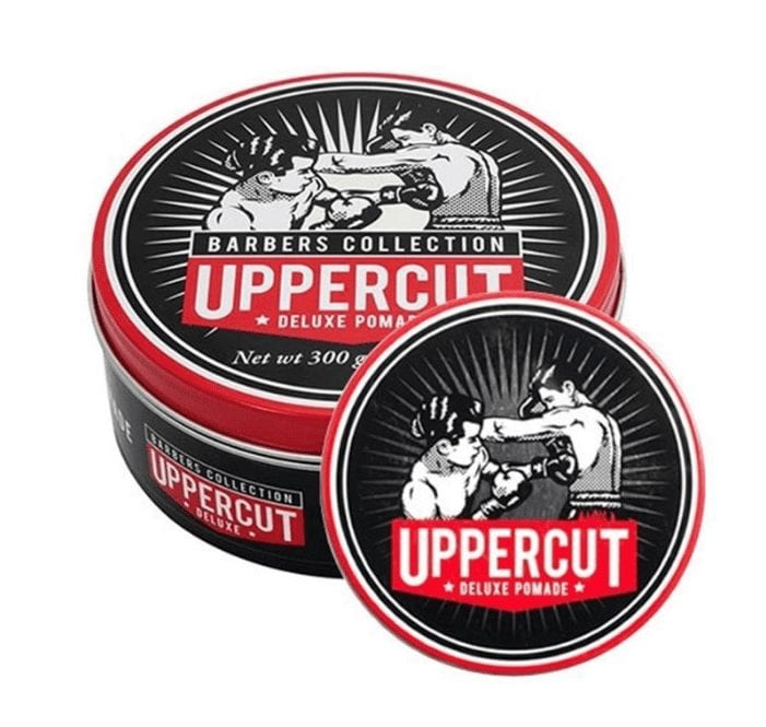 Uppercut Deluxe Pomade Barber Tin 300g