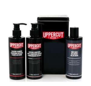 Uppercut Shower Tin