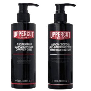 Uppercut Deluxe Everyday Shampoo & Conditioner Set 240ml