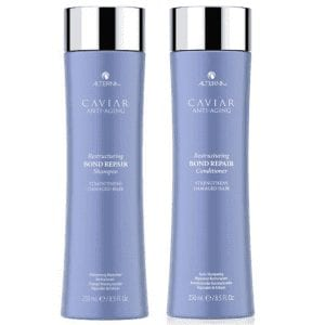 Alterna Caviar Restructuring Bond Repair Shampoo & Conditioner Set 250ml