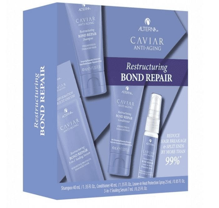 Alterna Caviar Bond Repair Travel Kit