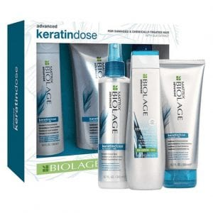 Matrix Biolage Keratin Dose Gift Set