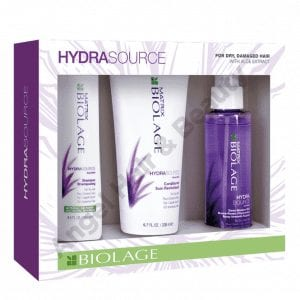 Matrix Biolage Hydra Source Gift Set