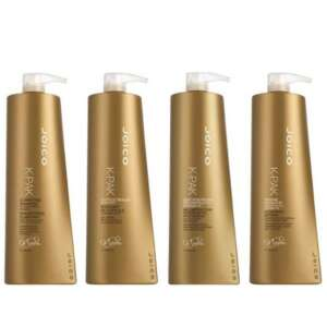 JOICO K-PAK 4-STEP HAIR TREATMENT SYSTEM 4 x 1000ML