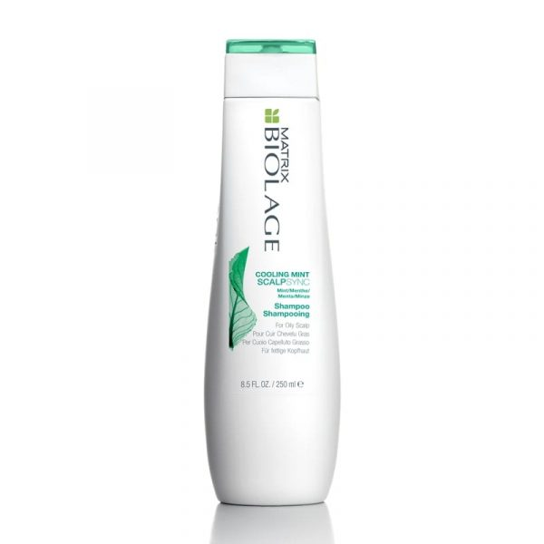 Biolage ScalpSync Cooling Mint Oily Hair Shampoo 250ml