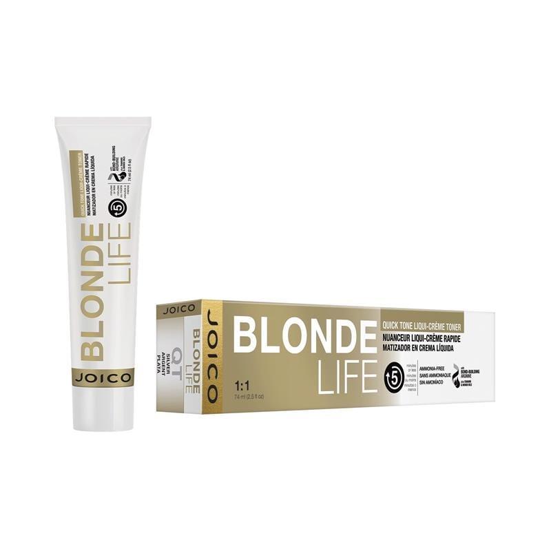 JOICO Blonde Life Liqui-Creme Toner Silver