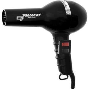 ETI Turbo 2000 Hairdryer - Black