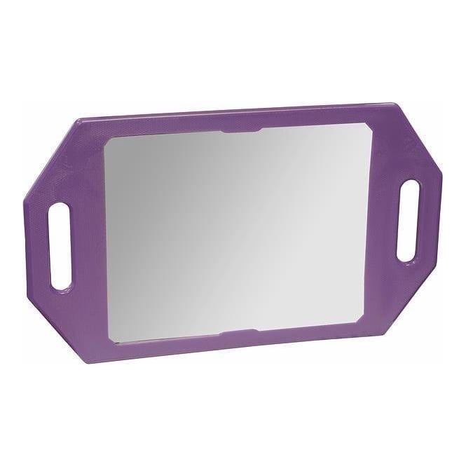 ETI Two Handed Mirror - Purple