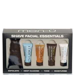 Men-U Shave Facial Essentials Gift Pack
