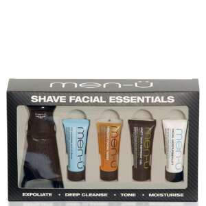 Men-U Shave Facial Essentials Gift Pack