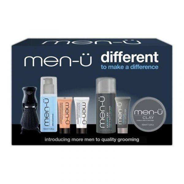 Men-u Different Intro Box