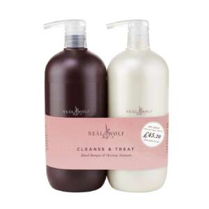 Neal & Wolf Cleanse and Treat Backwash Duo
