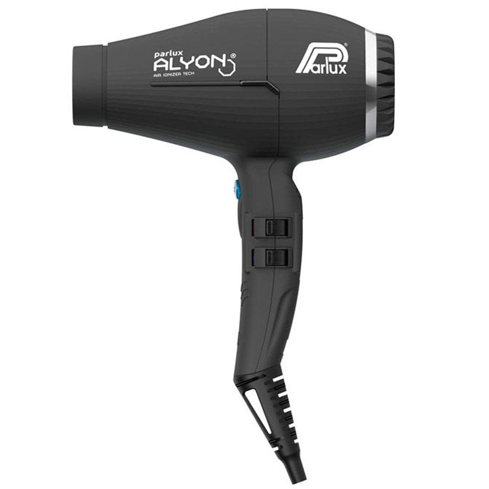 Parlux Alyon Air Ionizer Hair Dryer Black