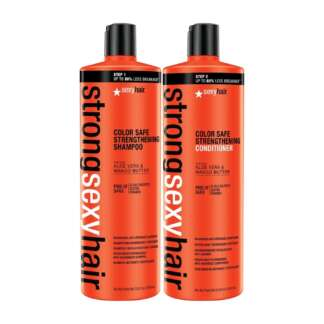Sexy Hair Strong Shampoo & Conditioner