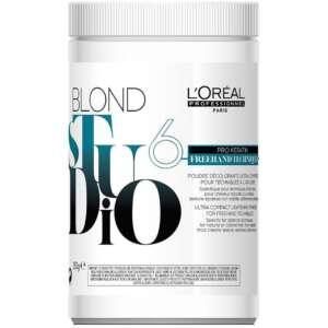L'Oréal Professionnel Blond Studio Freehand Powder 350g