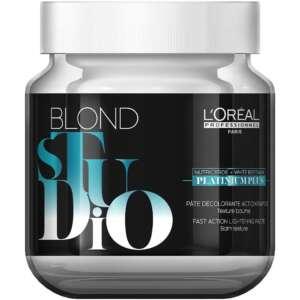 L'Oréal Professionnel Blond Studio Platinium Plus Lightening Paste 500g