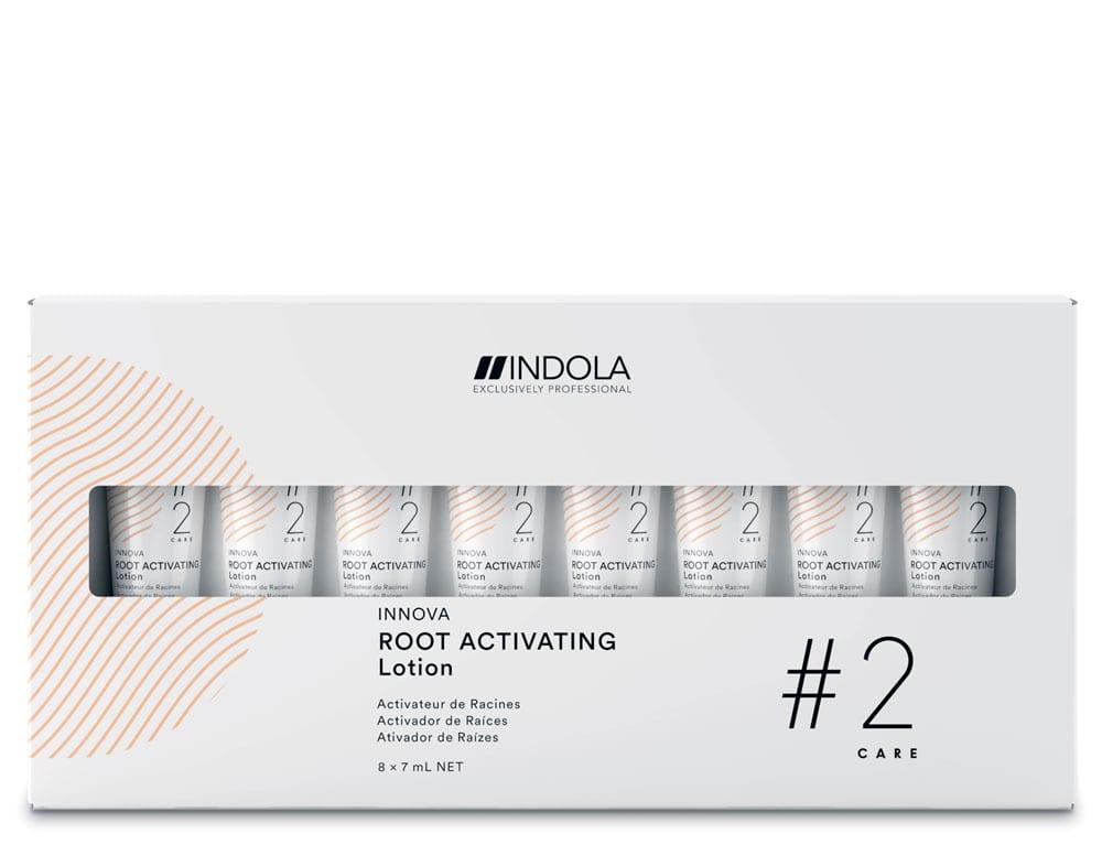 Indola Innova Root Activating Lotion 8x7ml